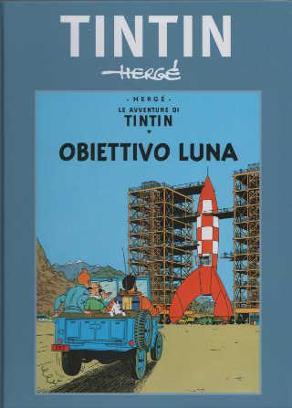 """Tintin in aiuto del professor Girasole: """"Obiettivo Luna"""""""