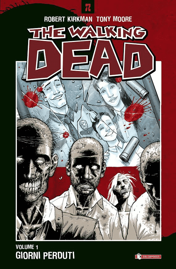 The Walking Dead invade tablet e smartphone su Verticomics.