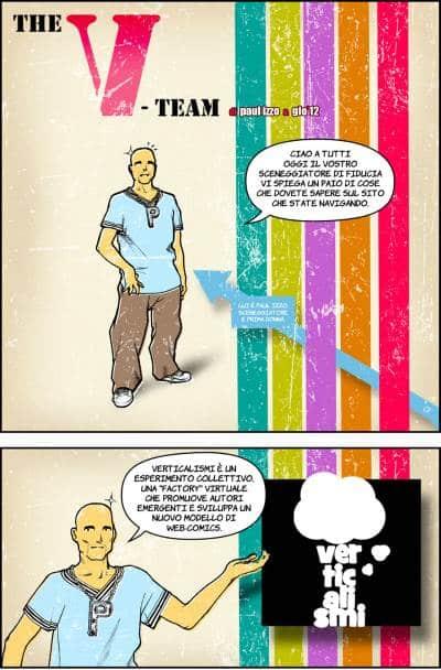 Il fumetto è Verticale: intervista a Mirko Oliveri