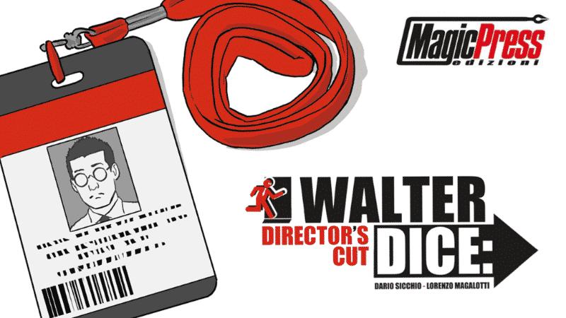 Walter Dice di Dario Sicchio e Lorenzo Magalotti in volume