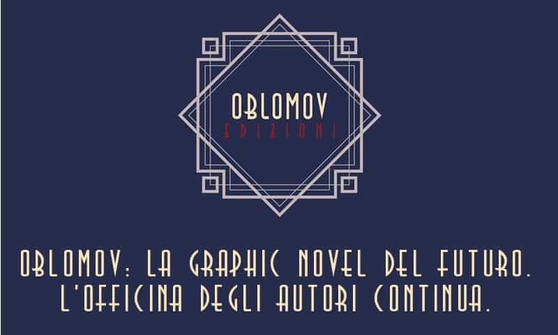 Oblomov Edizioni: la nuova avventura editoriale di Igort