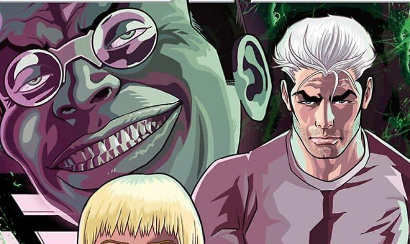 Nathan Never #311 – Il germe della follia (Russo, Mandanici)