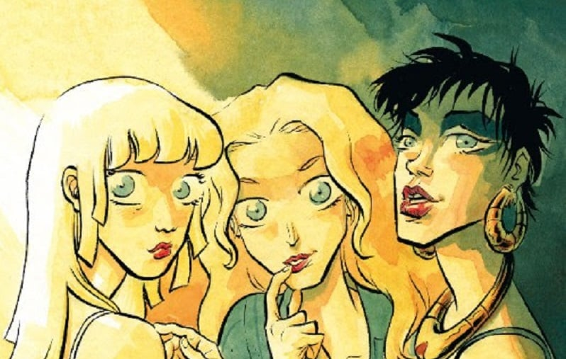 Come parlare alle ragazze alle feste: Alieni e alienati