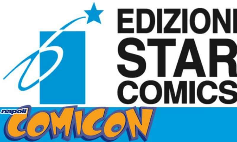 Star Comics: tutti gli annunci manga al Napoli Comicon