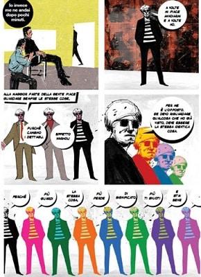 Adriano-Barone-e-Officina-Infernale-Warhol.-L'intervista-BeccoGiallo-2017-tavole_Recensioni