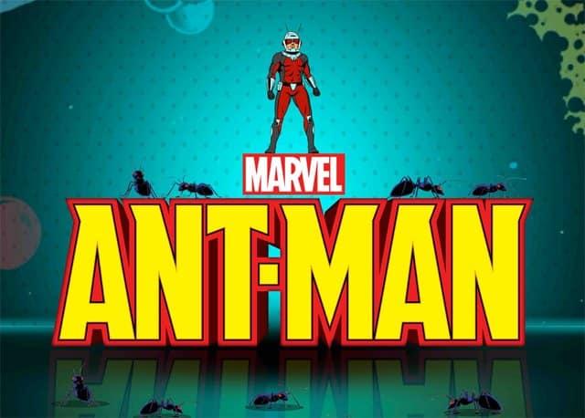 Corti animati di Ant-Man in arrivo su Disney XD