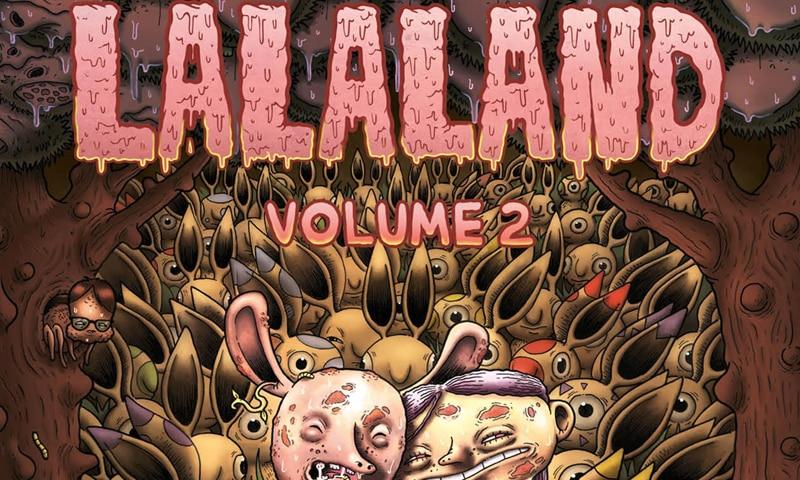 Lalaland: uno psichedelico Paese delle Meraviglie