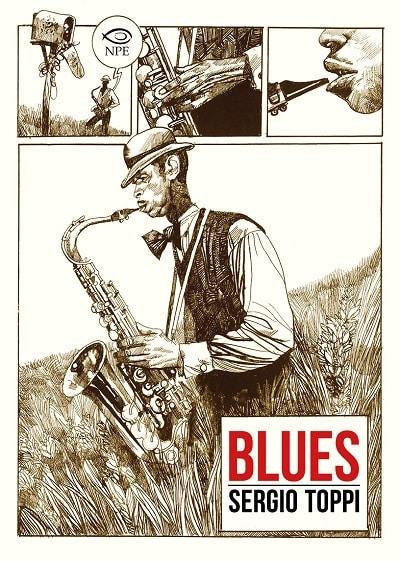 Alle radici del blues con Sergio Toppi