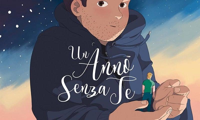 """""""Un anno senza te"""" di Luca Vanzella e Giopota"""