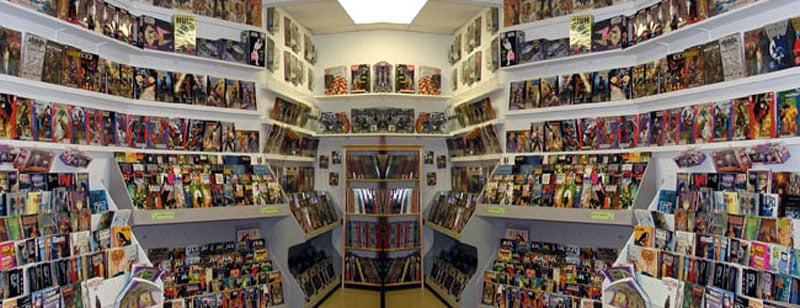 Comic-shop_First Issue