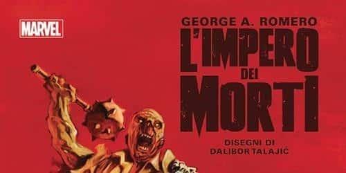 """Pochi morsi ne """"L'impero dei Morti"""" di George Romero"""