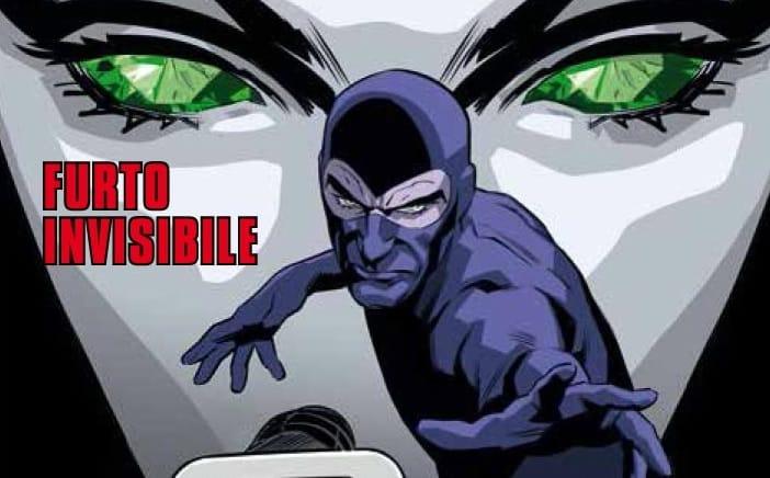 Diabolik anno LVI #5 – Furto invisibile (Ferraresi, Faraci, Facciolo)