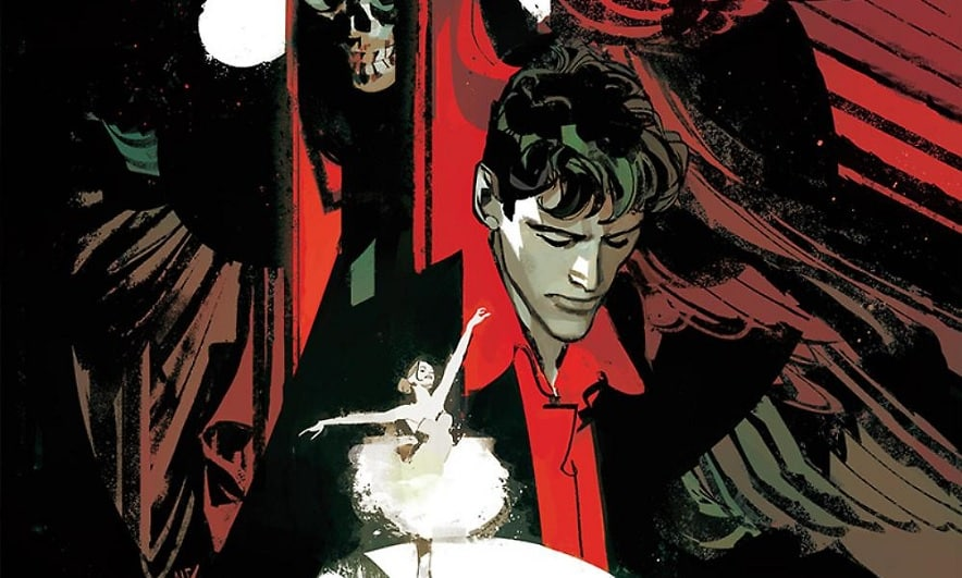 Dylan Dog #368 – Il passo dell'angelo (Gigi Simeoni)