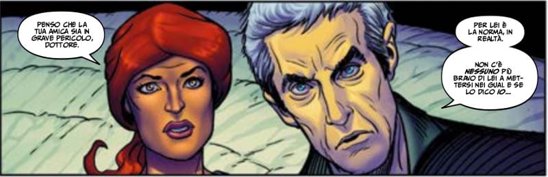 Doctor Who #5 (Morrison, Taylor)