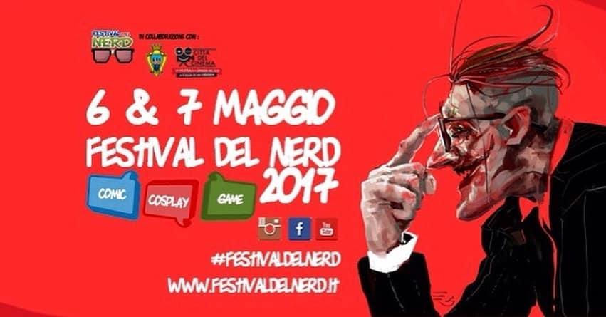 Il 6 e 7 maggio torna il Festival del Nerd