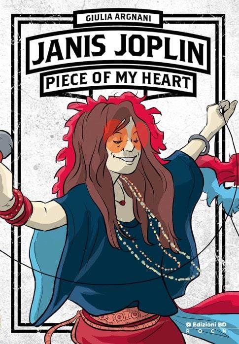 In arrivo Janis Joplin - Piece of my heart di Giulia Argnani