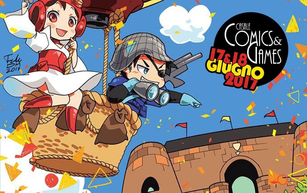 Un castello di comics & games a Casale Monferrato