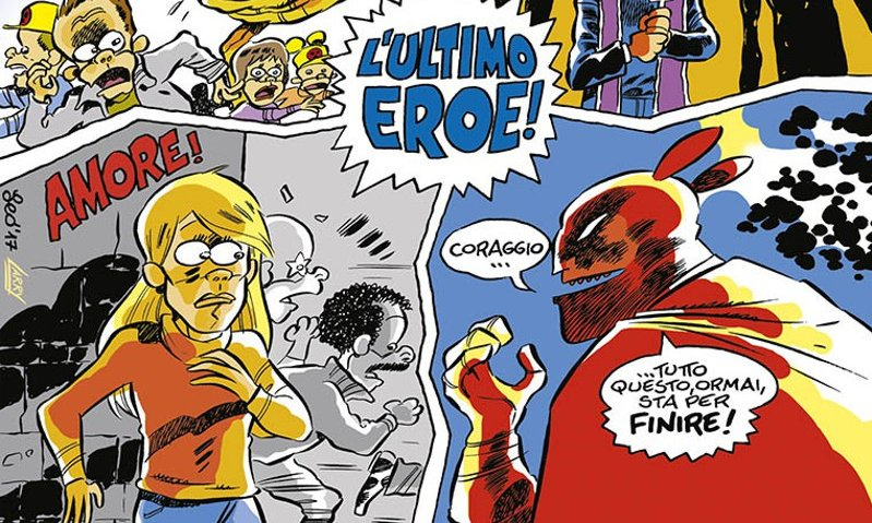 Rat-Man #120 – L'ultimo eroe (Ortolani)