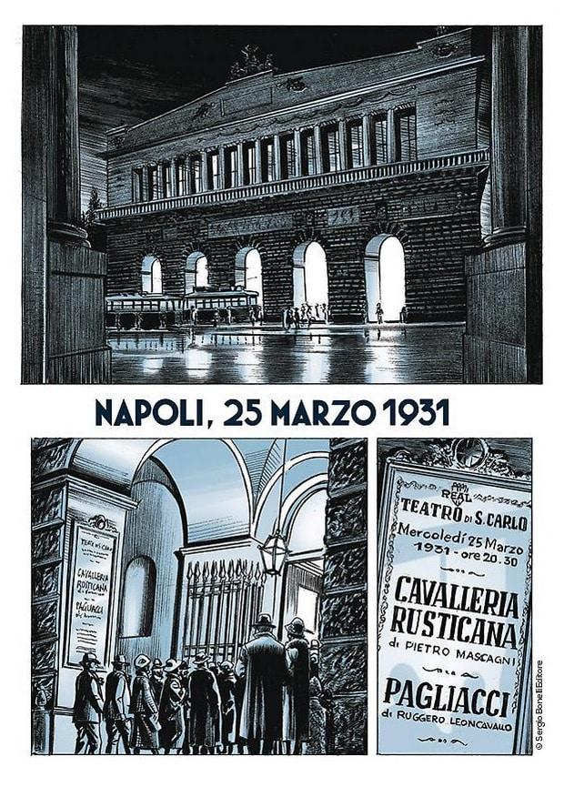Il Commissario Ricciardi a fumetti #0 (AA. VV.)