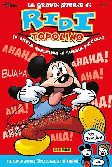 """Rispolverare un cult: il best of di """"Ridi Topolino"""""""