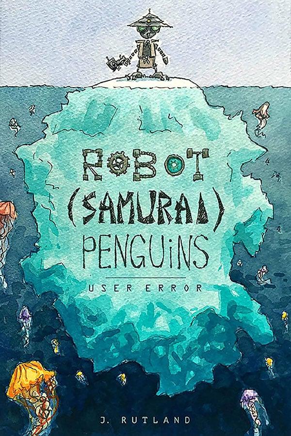Robot (Samurai) Penguins_1_cover