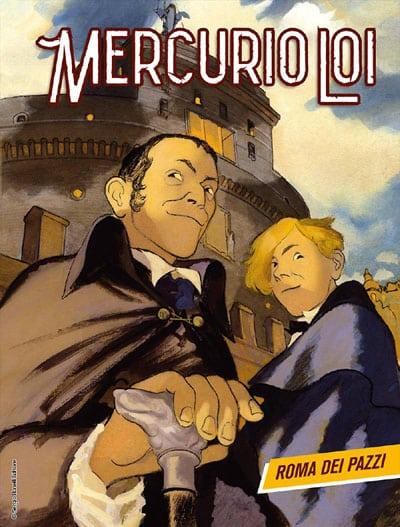 Il 22 maggio presentazione di Mercurio Loi a Roma