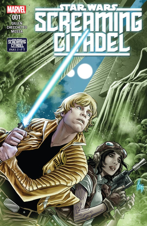Star Wars - Screaming Citadel_1_cover