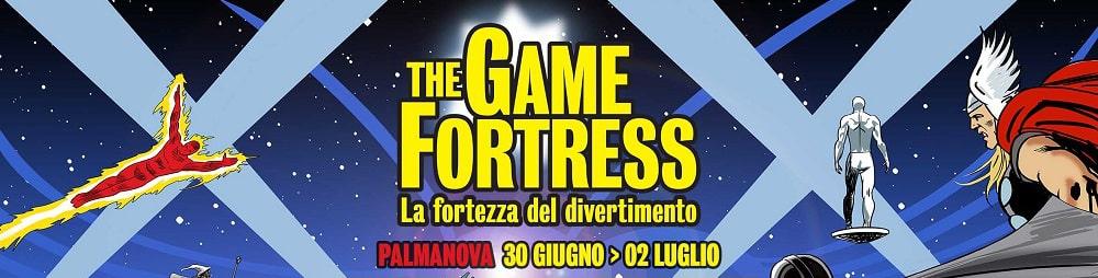 """Palmanova """"The Games Fortress"""": news dell'area fumetto"""