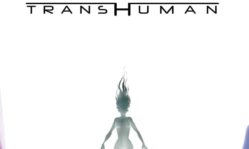 Presentazione dell'artbook TransHuman a Teramo Comix