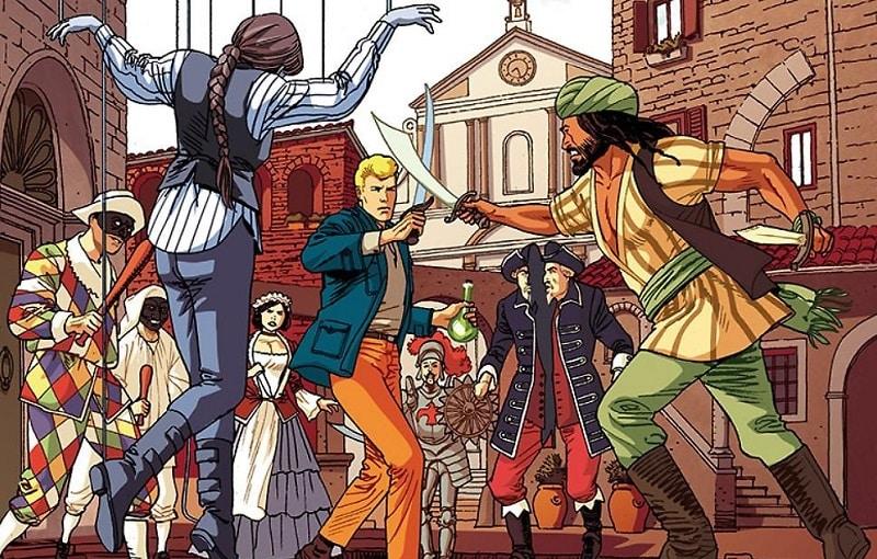 Martin Mystère Le Nuove avventure a colori #7 (I Mysteriani)