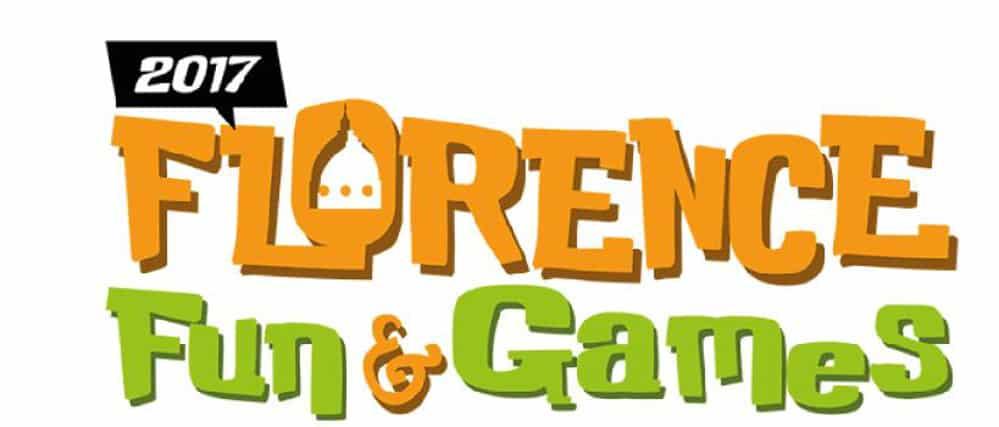 Florence Fun & Games il festival, 1° edizione