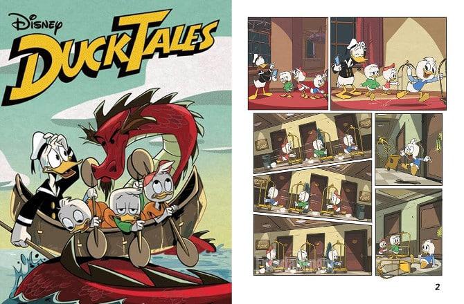 Anteprima di Duck Tales