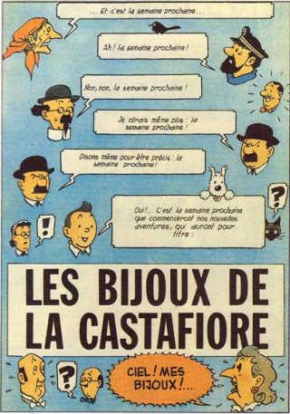 Tintin e il quasi mistery de I gioielli della Castafiore_Recensioni