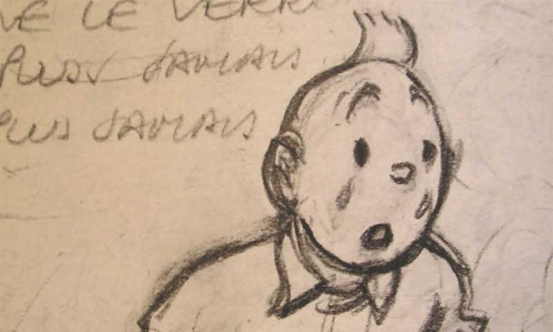 Il cuore puro di Tintin tra le nevi del Tibet
