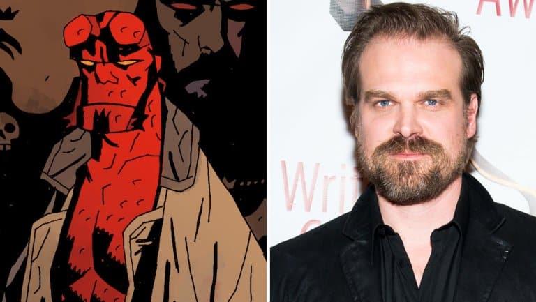 Neil Marshall dirige reboot di Hellboy