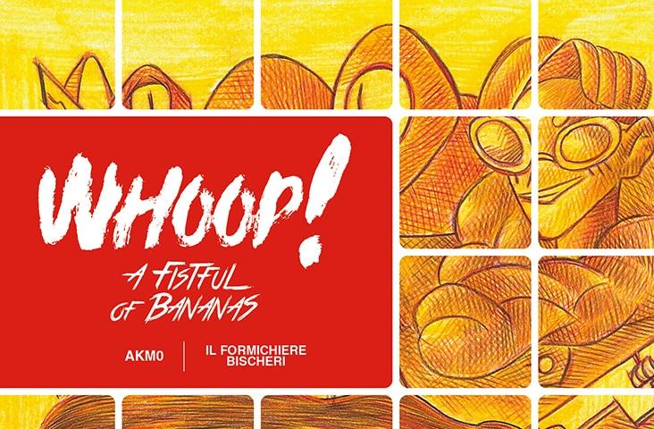 Whoop! – a Fistful of Bananas, un picchiaduro a fumetti
