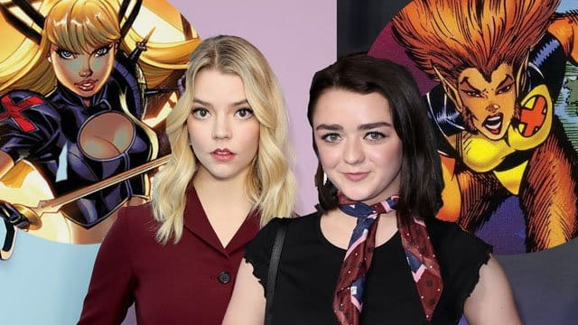 New Mutants: Anya Taylor-Joy e Maisie Williams nel cast