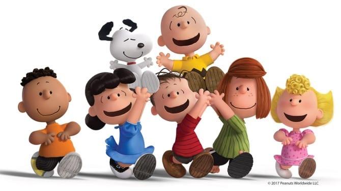 DHX Media acquisisce il brand dei Peanuts