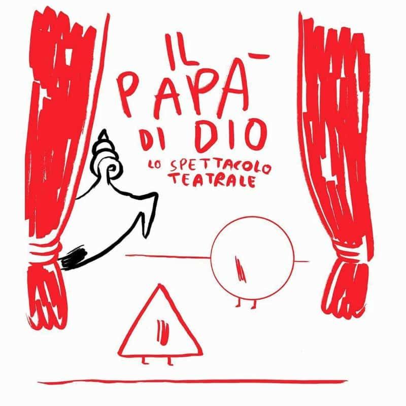 Il Papà di Dio, studio scenico a Pescara_Notizie
