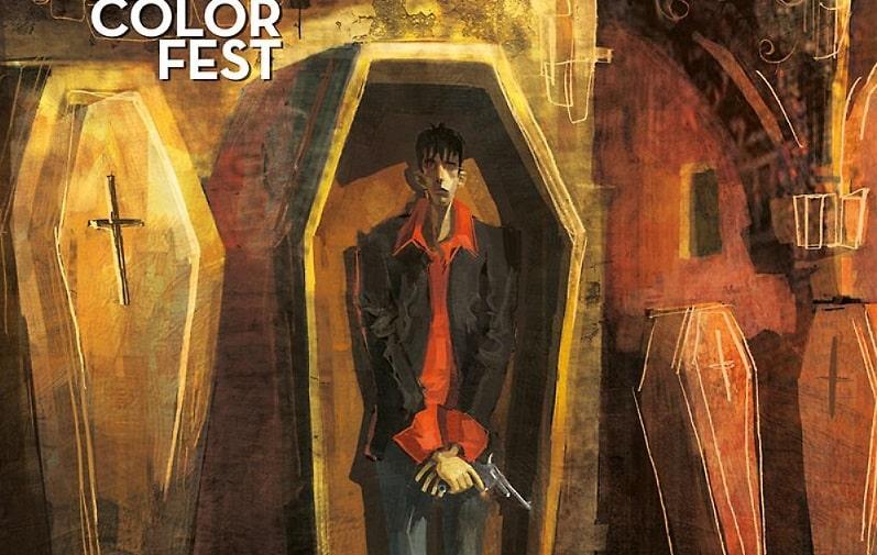 Dylan Dog Color Fest #21 – Lo Scuotibare: la potenza del surreale