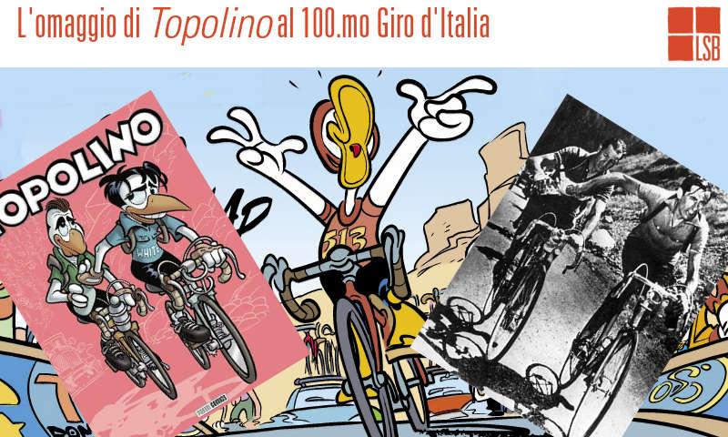 Topolino #3206: La grande corsa infinita (Nigro, Mottura)