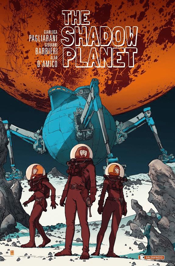 E' disponibile The Shadow Planet dei Blasteroids Bros
