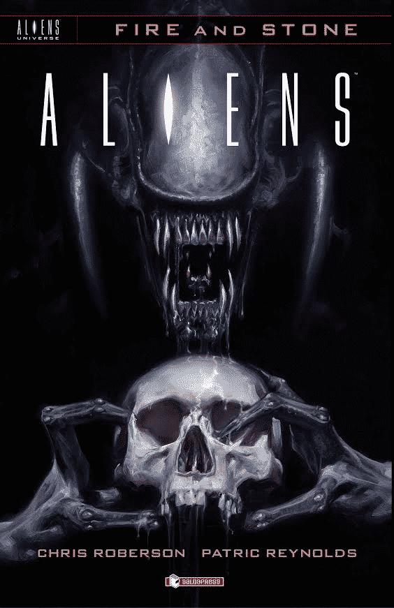 Aliens – Fire and Stone disponibile dal 12 maggio