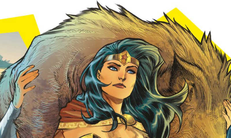 Wonder Woman Rinascita #8 (Rucka, Sharp, Manapul)