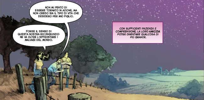 Wonder Woman Rinascita #8 (Rucka, Sharp, Manapul)_BreVisioni