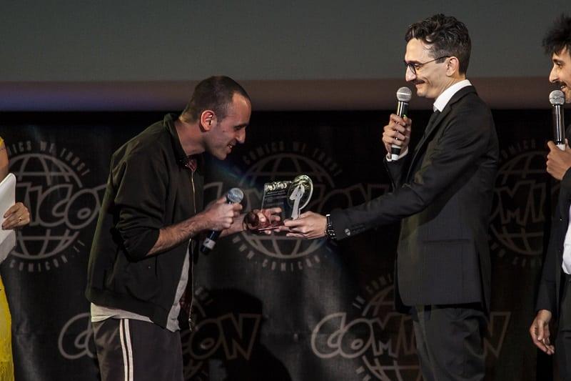 Napoli Comicon 2017: il Magister 2018 e i premi Micheluzzi