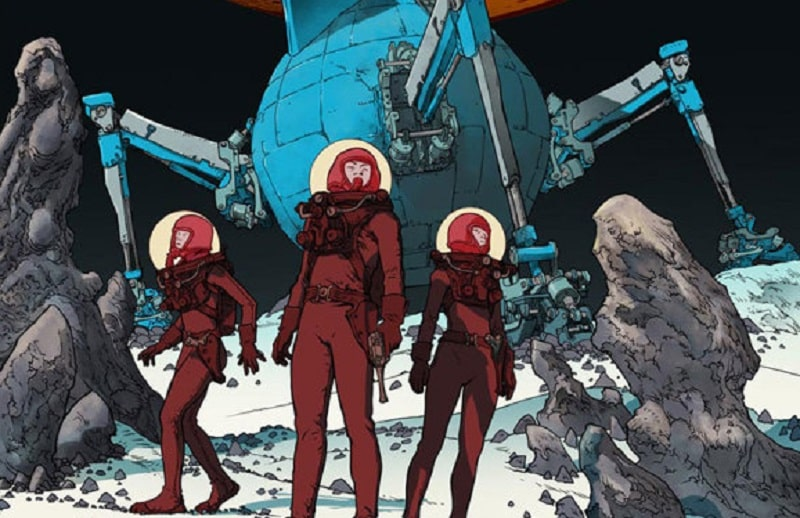 The Shadow Planet (Blasteroid Bros)