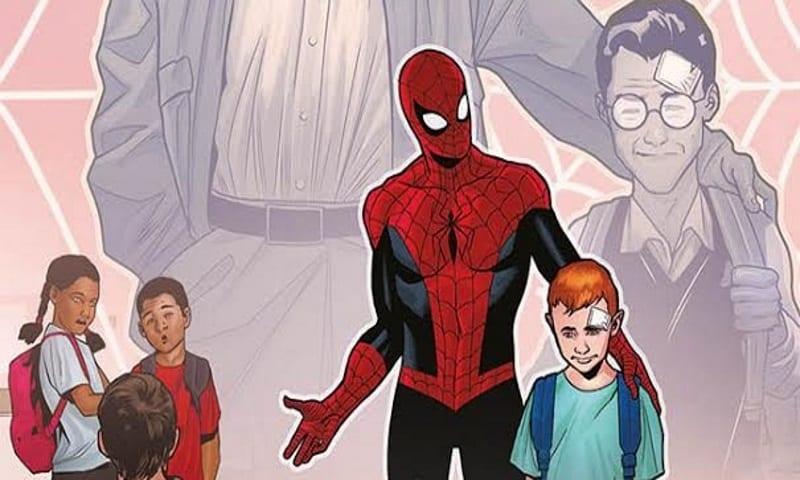 "Panini Comics presenta ""Spiderman: Basta bullismo"""