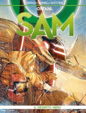 Orfani: Sam #3 – Il Deserto Nero (AA.VV.)