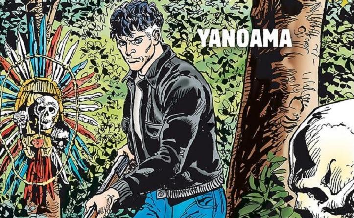 Gregory Hunter: I padroni della galassia e Mister No: Yanoama
